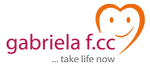 Gabriela Floimair Mobile Logo